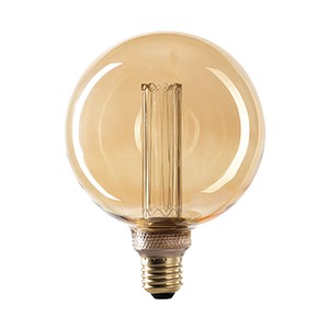 Lámpara Wiva LED antique E27 G125