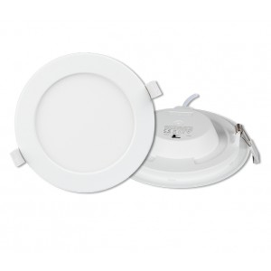 Downlight LED PRO CCT redondo 6W