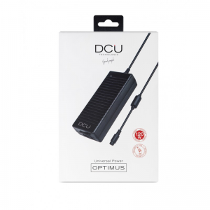 Alimentador Notebook OPTIMUS 120W con 14 adaptadores